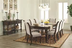 porter dining room table ashley furniture homestore ashley furniture porter dining room set trend home