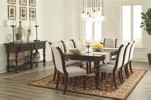 Porter Dining Room Set by Porter Dining Room Table Ashley Furniture Homestore