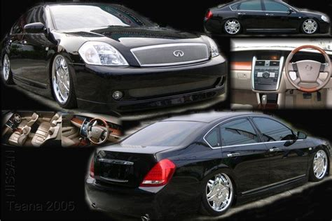 nissan teana modified suuperingo 2005 nissan maxima specs photos modification