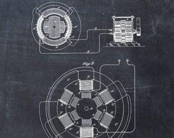 tesla generator patent print tesla generator print