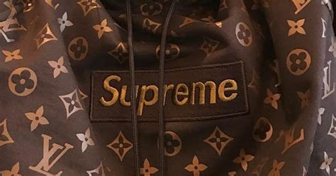 Kaos Tshirt Supreme X Lv Box Gold supreme x louis vuitton le prix des diff 233 rentes pi 232 ces