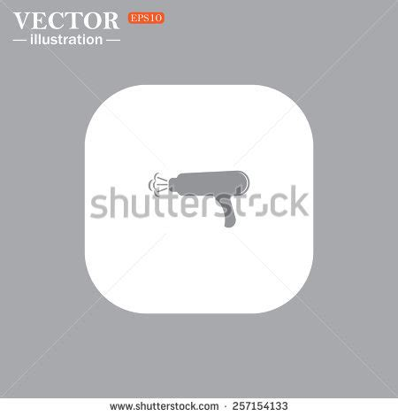 Hair Dryer Logo hairdryer icon hairdryer sign stock vector 439405255