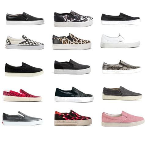 slip on sneakers polyvore
