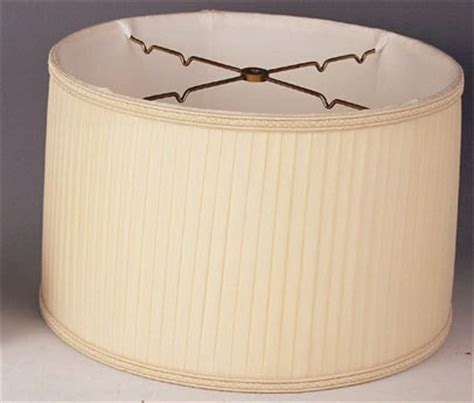 pleated l shades for table ls white drum shade