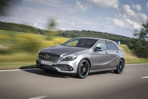 mercedes a class mercedes lifts prices on reved