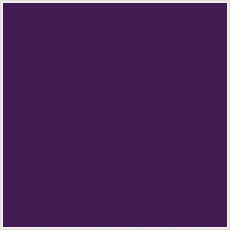 dark purple color code 421c52 hex color rgb 66 28 82 grape purple violet