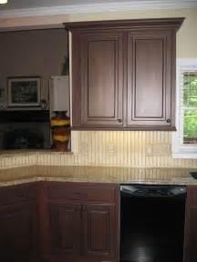 Beadboard Backsplash Kitchen Painted Cabinets Beadboard Backsplash Kitchen Concepts