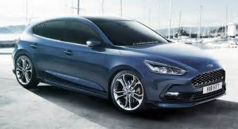 Future Ford Vehicles Future Cars 2019 Ford Focus St Brings Back The Styling Magic