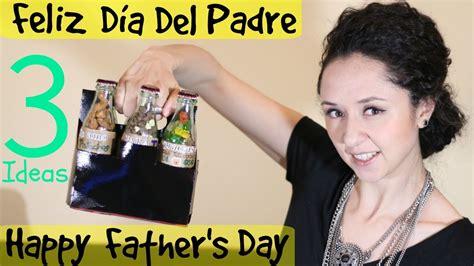 regalo para dia del padre portaretratos youtube 3 regalos faciles para el d 237 a del padre andrea w