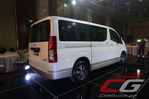 Toyota Hiace 2020 Japan by Toyota Philippines Launches All New 2020 Hiace W 37