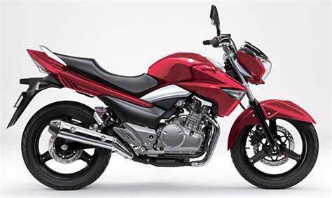 suzuki inazuma moto de cc potente  economica