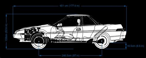 how cars engines work 1986 subaru xt lane departure warning subaru xt6 page alcyone forever