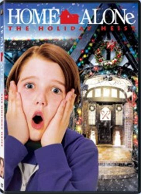 home alone the heist dvd review