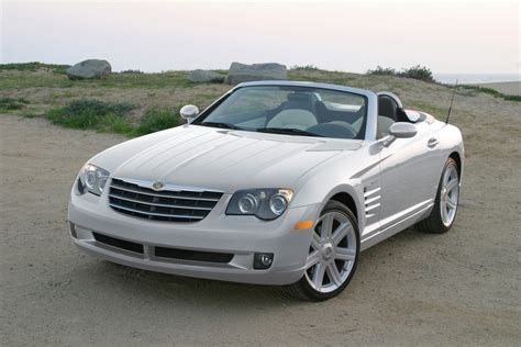 chrysler crossover 2008 chrysler crossfire conceptcarz com