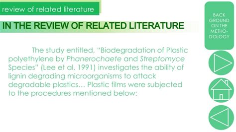 exle of review of related literature in a research paper review of related literature