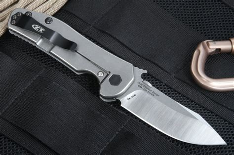 emerson zt zero tolerance 0630 emerson knife ships free at knifeart