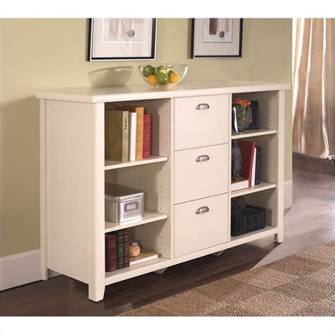 Kathy Ireland Home By Martin Tribeca Loft 3 Drawer Lateral Wood Lateral File Cabinets For The Home