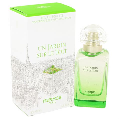 Hermes Un Jardin Sur Le Toit Edt 7 5ml Parfum Unisex Miniature Asli shop womens hermes womens fragrance studio
