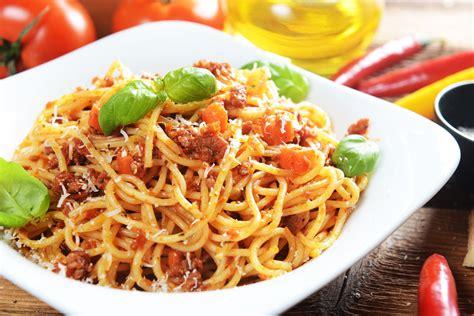 recette spaghetti 224 la bolognaise au parmesan r 226 p 233 facile