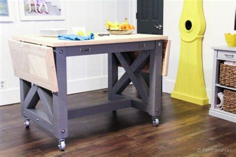 kitchen island tables with storage 9 catchy kitchen islands