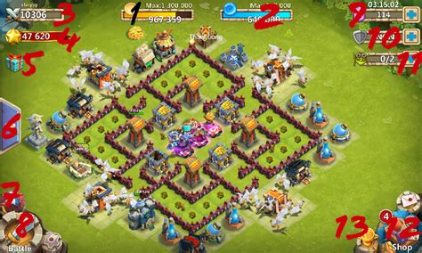 cara mod game castle clash hướng dẫn hướng dẫn thảo luận game castle clash
