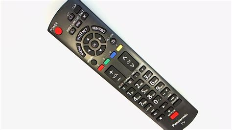 panasonic remote control part number nqayb