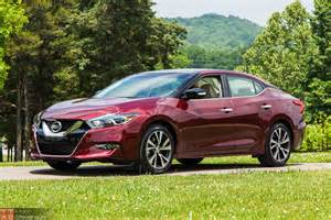 Nissan Nissan 2016 Nissan Maxima Review Four Doors Yes Sports Car No