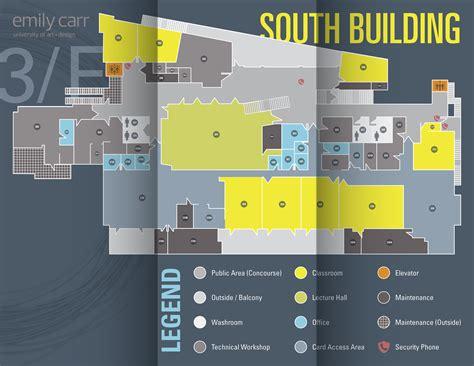 environmental design mockup 5 south building map brochure mockup png 3300 215 2550