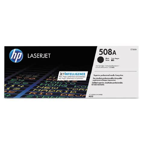 Chip Printer Hp Cf360a 508a Clj Enterprise 500 M553 K Tnr 6k hewcf360a hp 508a zuma