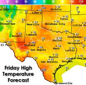 Weather At Tx July 17 2015 Weather Roundup Forecast
