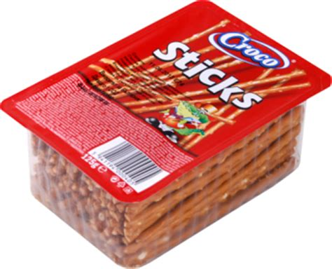 Nissin Mini Stick Crackers 25g 1