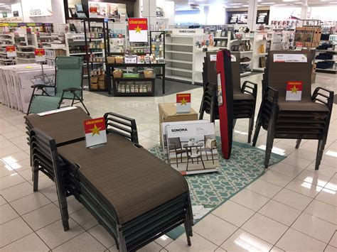 Kohls Patio Furniture Buy 1 Sonoma Goods For Life Kohls Patio Furniture Sets