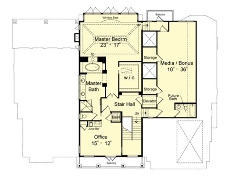 second floor plan bahama breeze 1892 4 bedrooms and 3 baths the house