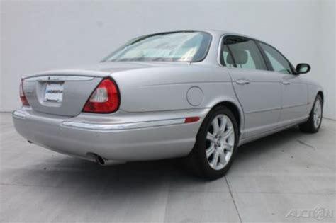 purchase used 2005 jaguar xj8 l 51k leather sunroof