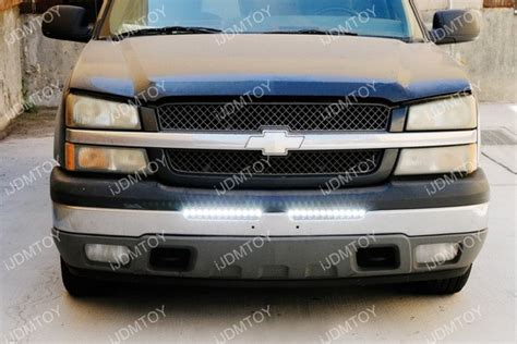 2008 chevy silverado led lights 100w high power led light bar for chevrolet 1500 2500hd