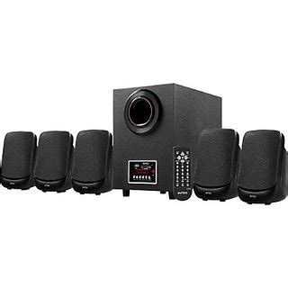 intex it 5100 suf 5 1 home theater system buy intex it