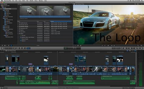 final cut pro software for windows 7 free download work news and tech blog apple debuts final cut pro x at nab