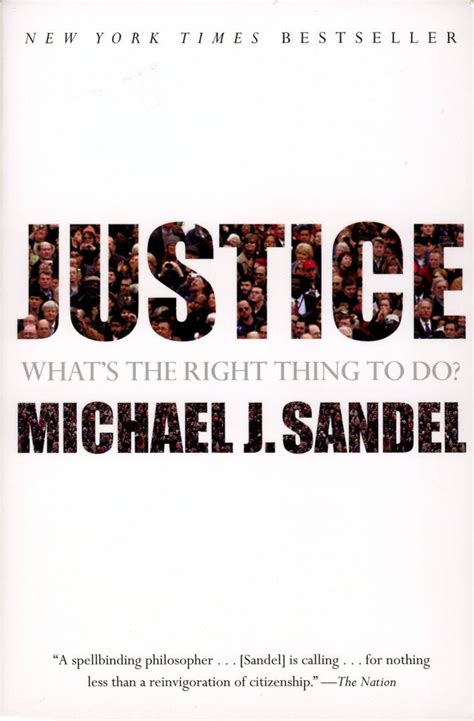 justice books michael sandel author of justice leads cleveland s