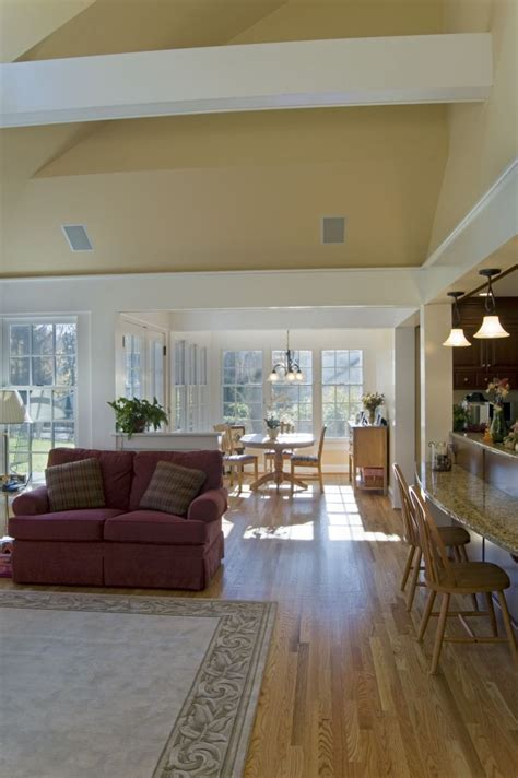 family room addition dining room would be to