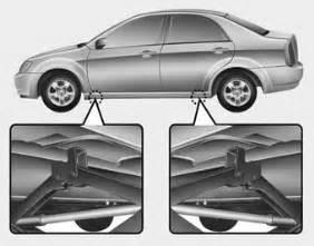 Kia Flat Tire Kia Forte If You A Flat Tire If Equipped Flat