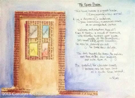 guest house rumi guest house rumi 28 images the guest house by rumi writing in airplanes rumi