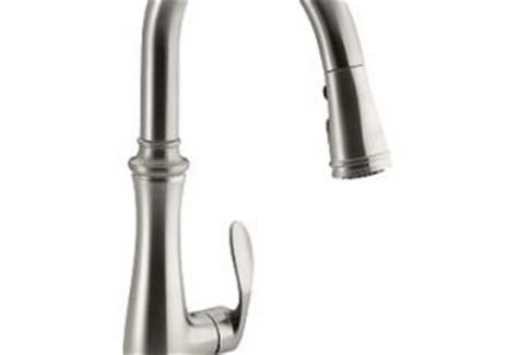 review kohler k 7505 cp purist primary kitchen faucet