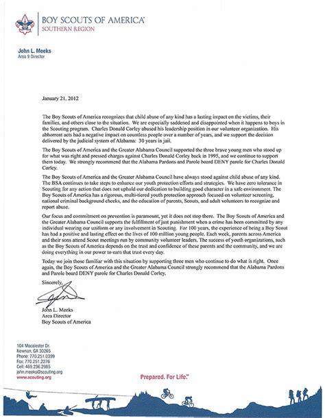 Parole Support Letter Western Australia 90 Parole Board Support Letter Sle Retirement Letter Format Choice Image Sles Parole