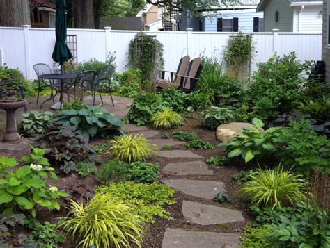 Garden Landscaping Ideas Low Maintenance Landscaping Area Lawnless Front Yard Landscaping Ideas Details