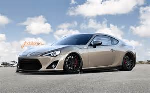 Toyota Gt86 Modified Cars Toyota R Des