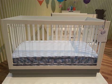 Acrylic Baby Crib by Nessalee Baby Cool New Product Alert Press Babyletto