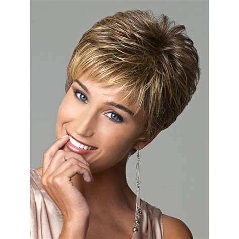 boycut hairstyle for blackwomen medusa hair products sassy boy cut short pixie style wigs