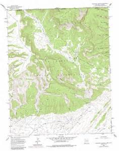 purgatory topographic map nm co usgs topo