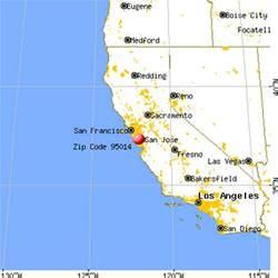 map of cupertino california 95014 zip code cupertino california profile homes