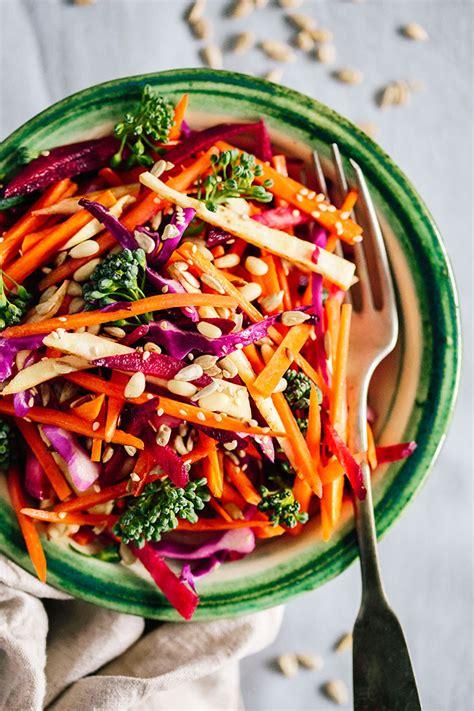 Detox Diy Salad by Crunchy Root Detox Salad Detox Diy